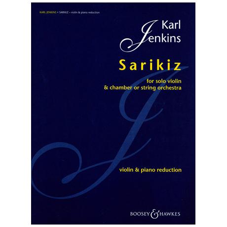 Jenkins, K.: Sarykys