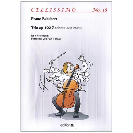 Schubert, F.: Trio Op. 100 Andante con moto
