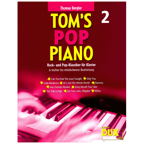 Bergler: Tom's Pop Piano 2