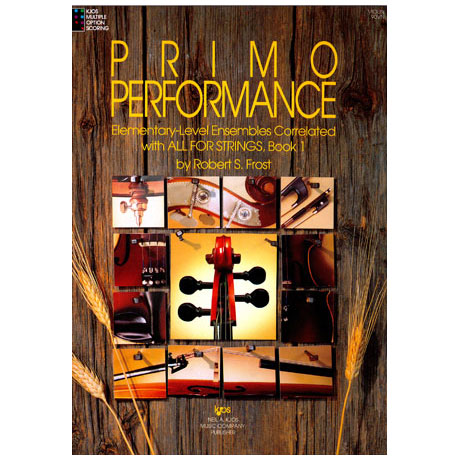 Alles für Streicher - Primo Performance