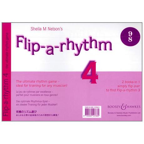 Flip a rhythm Band 3+4