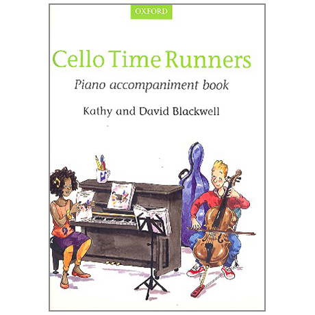 Blackwell, K. & D.: Cello Time Runners Band 2