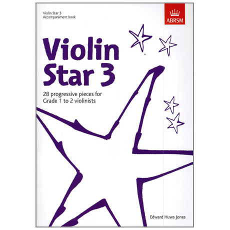 Jones, E.H.: Violin Star 3