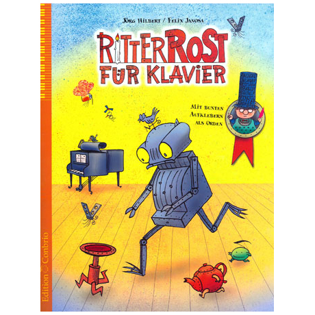 Hilbert, J. / Janosa, F.: Ritter Rost für Klavier Band 1