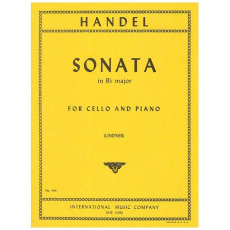 Händel, G.F.: Sonate in B-Dur