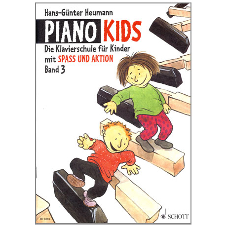 Piano Kids SET 3
