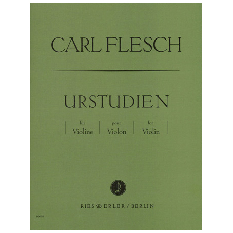 Flesch, C.: Urstudien