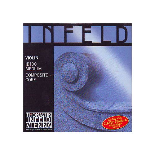 THOMASTIK Infeld blau Violinsaite E 4/4 | blau