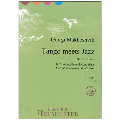 Makhoshvili, G.: Tango meets Jazz