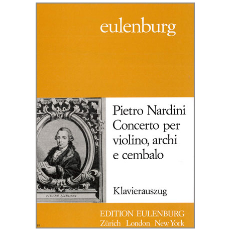 Nardini, Pietro: Konzert in G-Dur