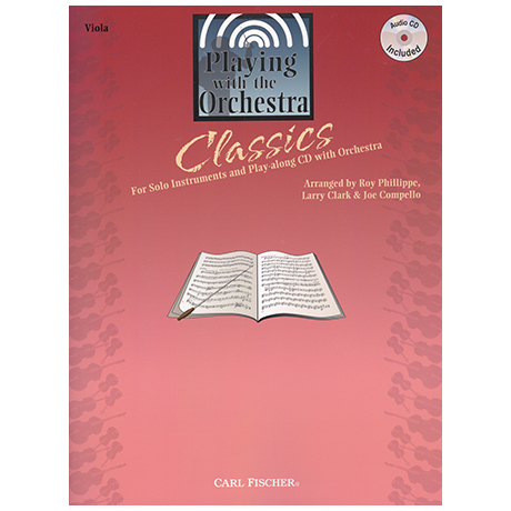 Playing with the Orchestra – Classics (+CD)