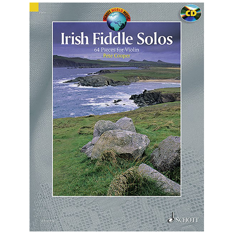 Schott World Music: Irish Fiddle Solos (+CD)