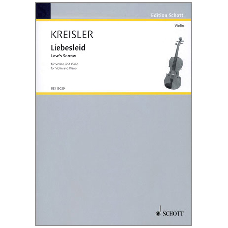Kreisler, F.: Liebesleid