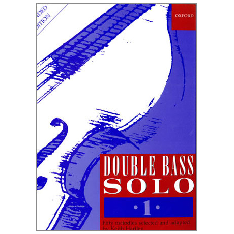 Hartley, Keith: Double Bass Solo 1 (Expanded Edition)