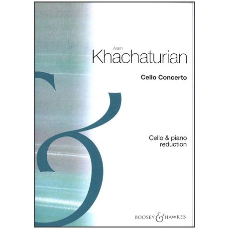 Chatschaturjan, A.: Violoncellokonzert 1946
