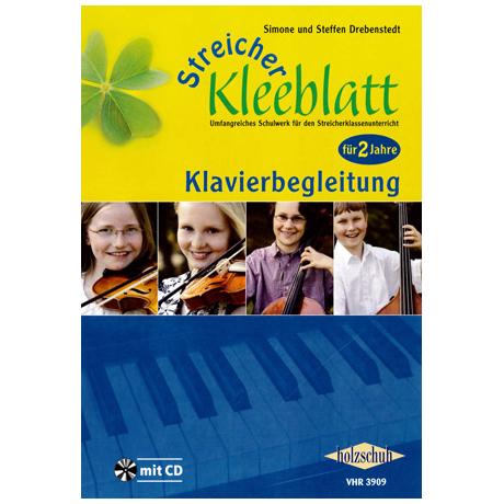 Streicher Kleeblatt - Klavierbegleitung
