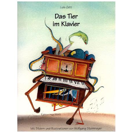 Zett: Tier im Klavier