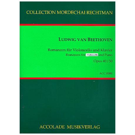 Beethoven, L.: 2 Romanzen Op.40 und Op.50