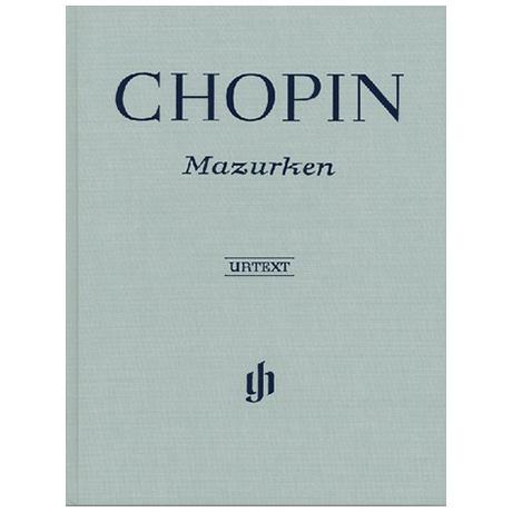Chopin, F.: Mazurken