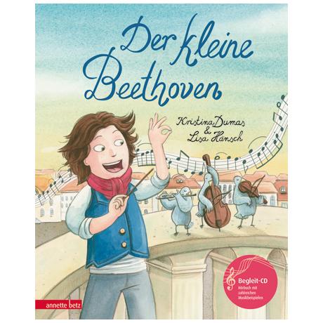 Dumas, K.: Der kleine Beethoven (+CD)