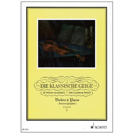 Palaschko, J.: Die klassische Geige