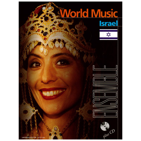 World Music Israel (+CD)