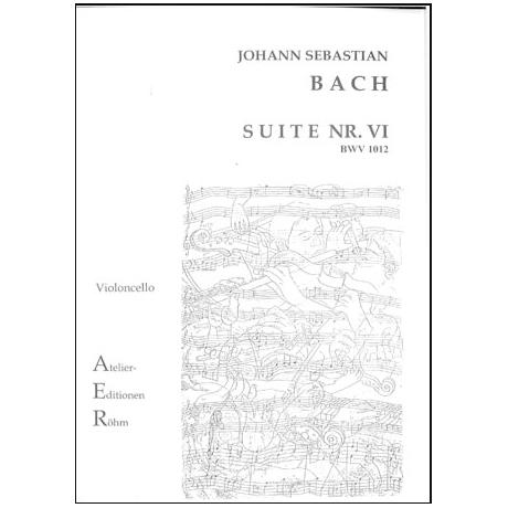 Bach, J.S.: Suite Nr. VI