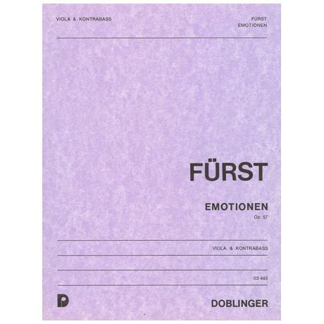 Fürst, P.W.: Emotionen Op.57a