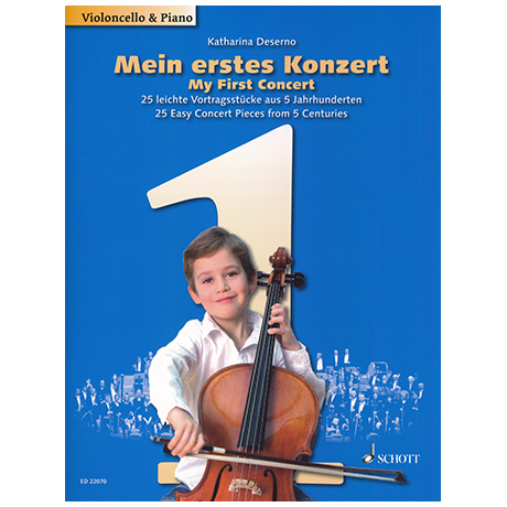 Deserno, K.: My First Concert – Mein erstes Konzert