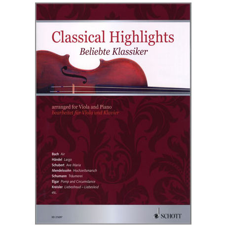 Mitchell: Classical Highlights