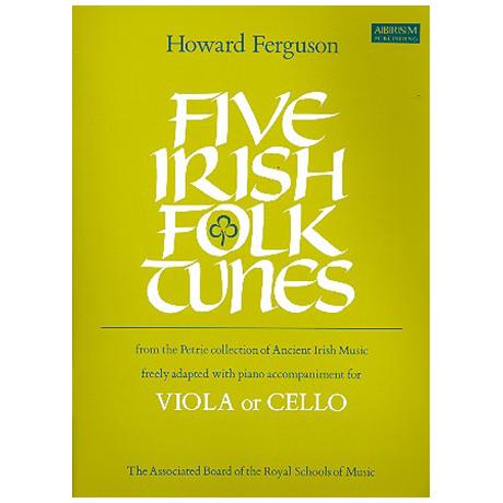 Ferguson, H.: 5 Irish Folk Tunes