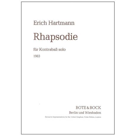 Hartmann, E.: Rhapsodie