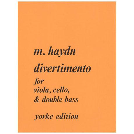 Haydn, M.: Divertimento Es-Dur