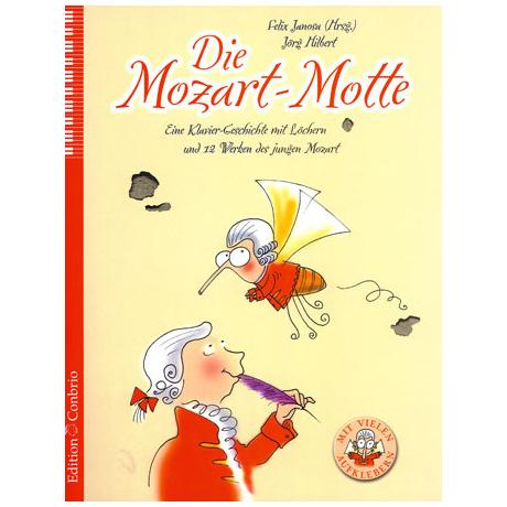 Hilbert / Janosa: Die Mozart-Motte