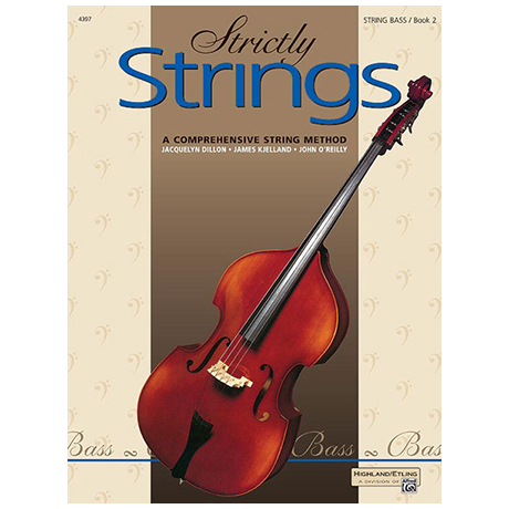 O'Reilly, John / Kjelland, James: Strictly Strings