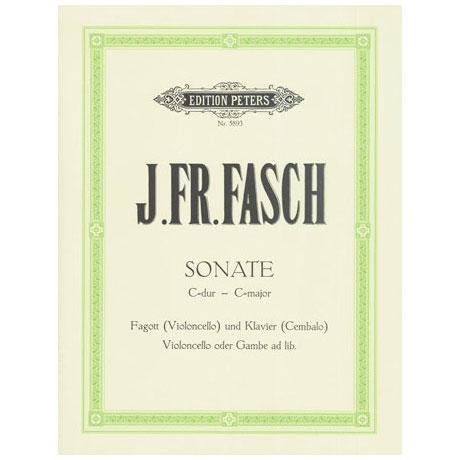 Fasch, J. Fr.: Sonate C-Dur