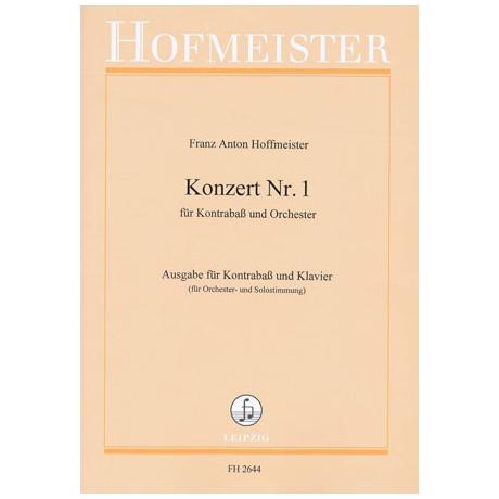 Hoffmeister, F.A.: Konzert Nr.1