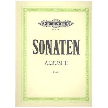 Sonaten-Album (Köhler/Ruthardt) Band II