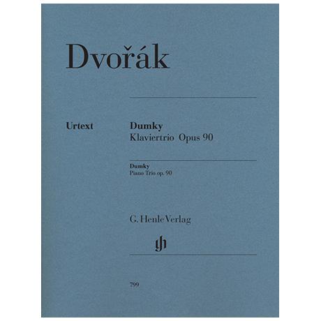 Dvořák, A.: Dumky – Klaviertrio Op. 90
