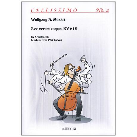 Mozart, W. A.: Ave verum corpus KV 618