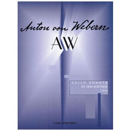 Webern, A. v.: Sonate