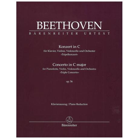 Beethoven: Konzert in C-Dur Op.56 »Tripelkonzert«