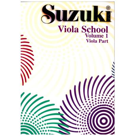 Suzuki Viola School Vol.1