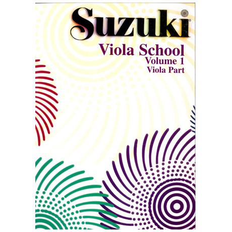 Suzuki Viola School Vol.1