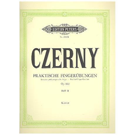 Czerny, C.: Praktische Fingerübungen Op. 802 Band II