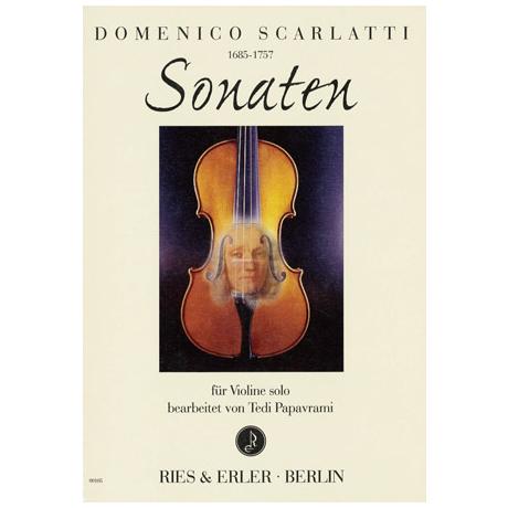 Scarlatti, D.: Sonaten