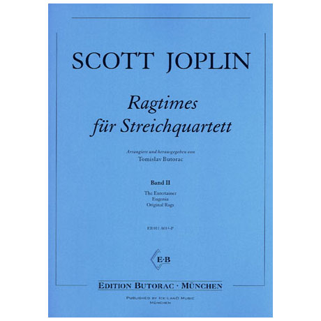 Joplin, S.: Ragtimes - Band 2