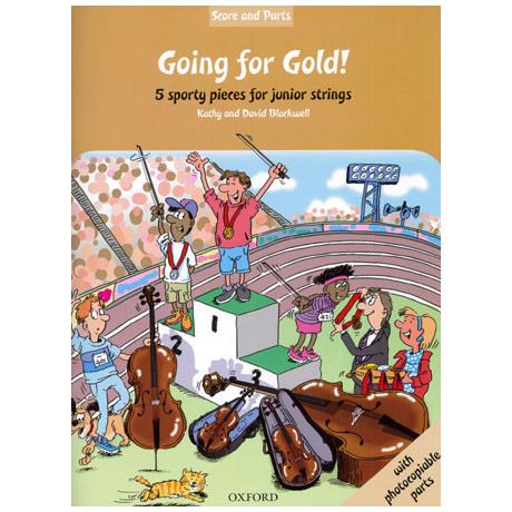 Blackwell, K.: Going for Gold