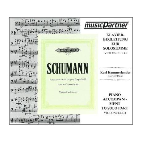 Schumann, R.: Original-Kompositionen Op. 70, Op. 73, Op. 102 Compact-Disc CD