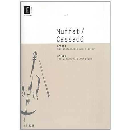 Muffat, G.: Arioso (Cassadó)